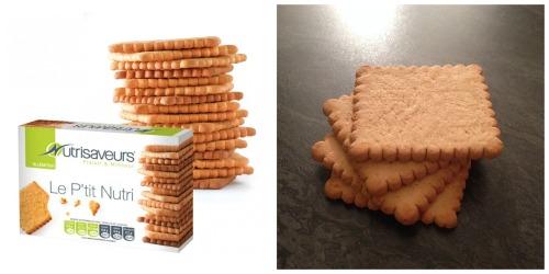 biscuits nutrisaveurs p'tit nutri
