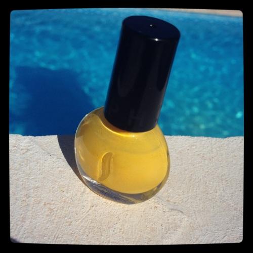 vernis jaune sephora