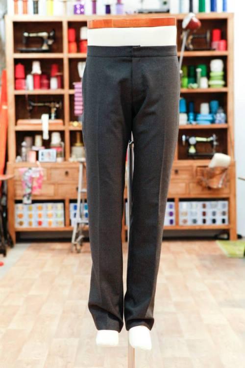 pantalon droit carmen